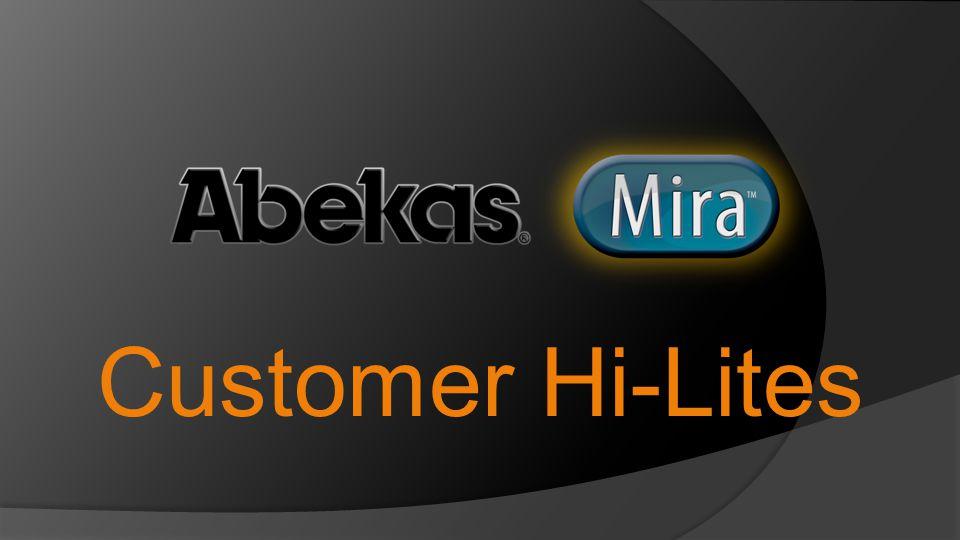Customer Hi-Lites