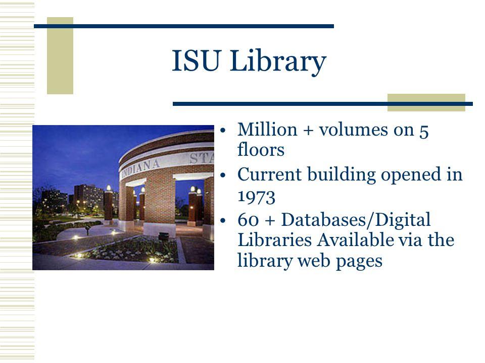 Database Selection Web Page