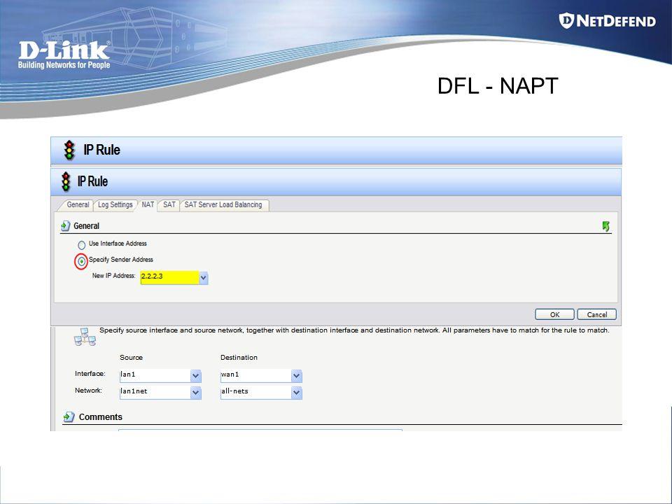 DFL - NAPT