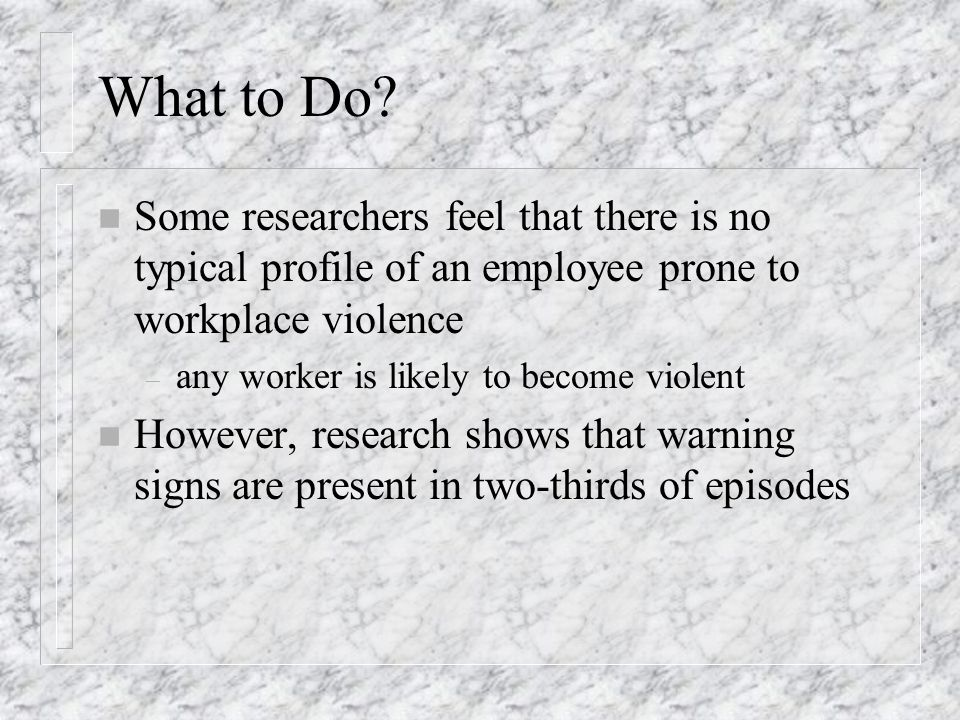 Your Company's (re)Action n Be proactive!!.