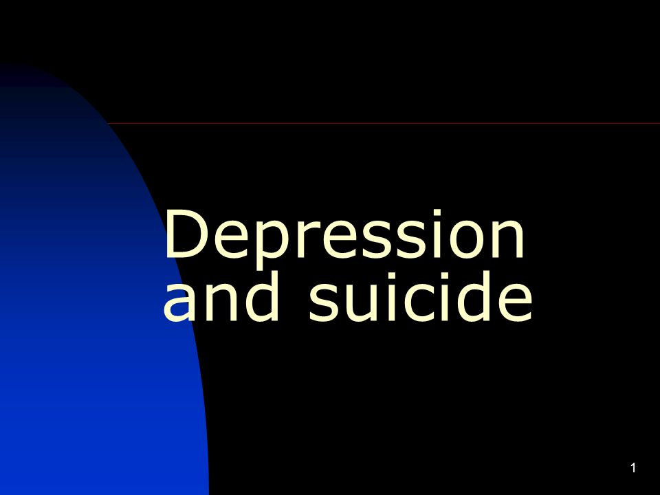 If there is a suicide attempt, ask…..Why now.  When did s/he feel so badly he wanted to die.