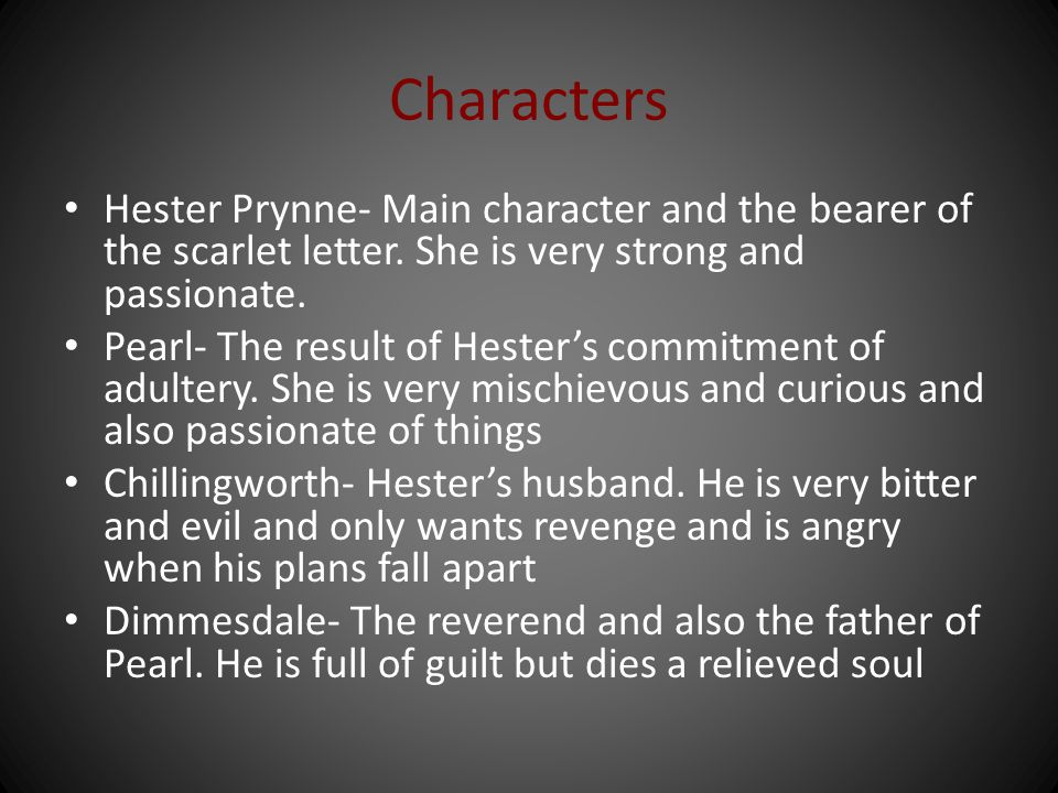essays on hester prynne of the scarlet letter
