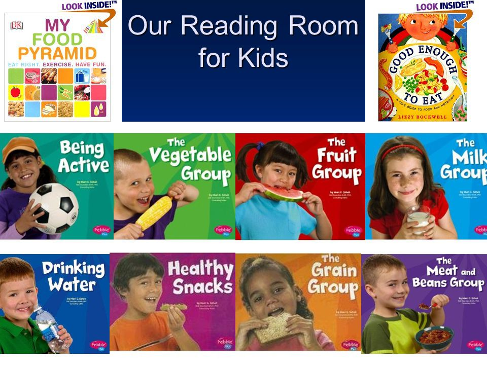 Our Reading Room for Kids