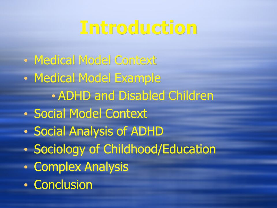 Medical Modelling The Context Early Years Assessments - Physical Norms Base-Line Assessment - Educational Norms National Testing, Targets and League Tables Health Scare Mongering Early Years Assessments - Physical Norms Base-Line Assessment - Educational Norms National Testing, Targets and League Tables Health Scare Mongering