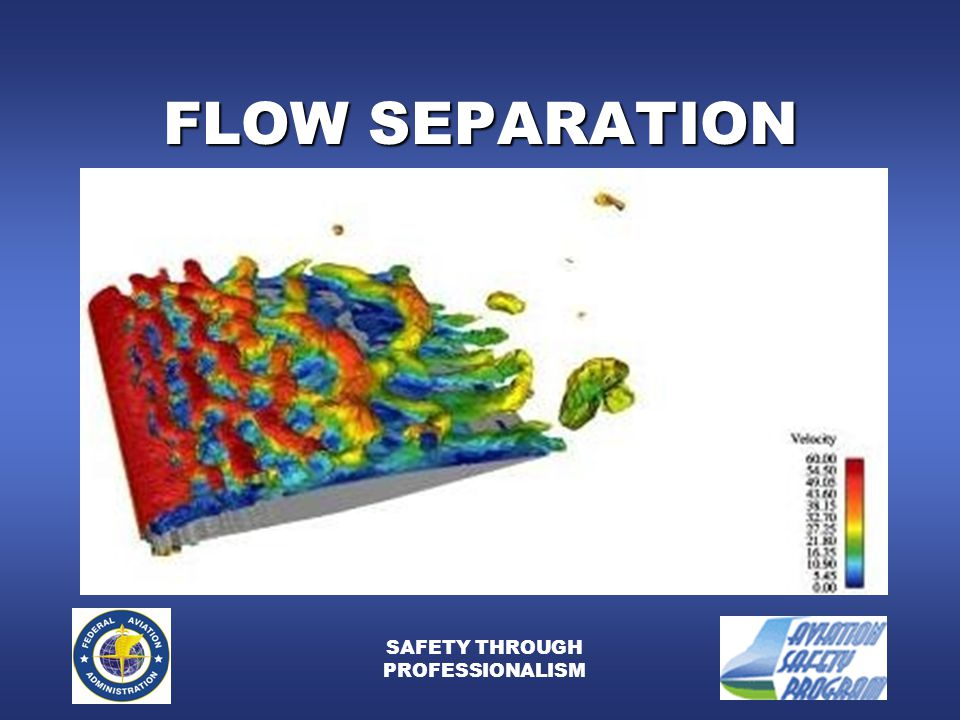 SAFETY THROUGH PROFESSIONALISM FLOW SEPARATION