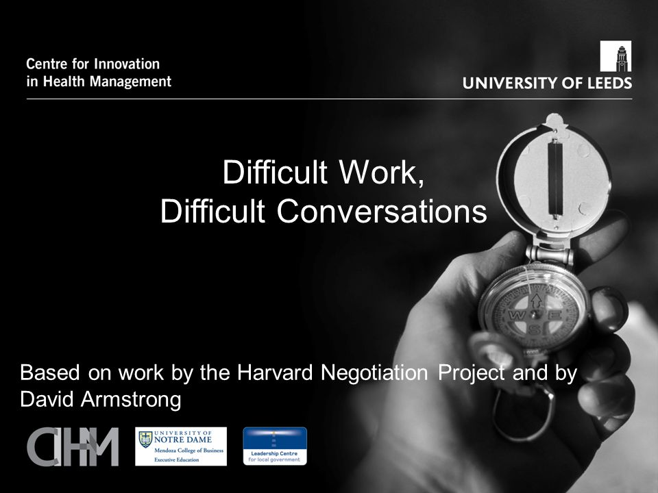 5 principles of negotiation Know your BATNA Invent OPTIONS for mutual gain Insist on objective CRITERIA Separate the PERSON from the problem Focus on INTERESTS not positions