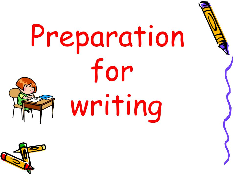 'Primary schools do not expect children to be able to write when they come to school.