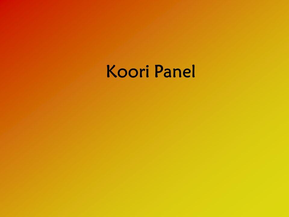 Koori Panel