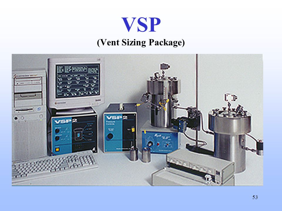 53 VSP (Vent Sizing Package)