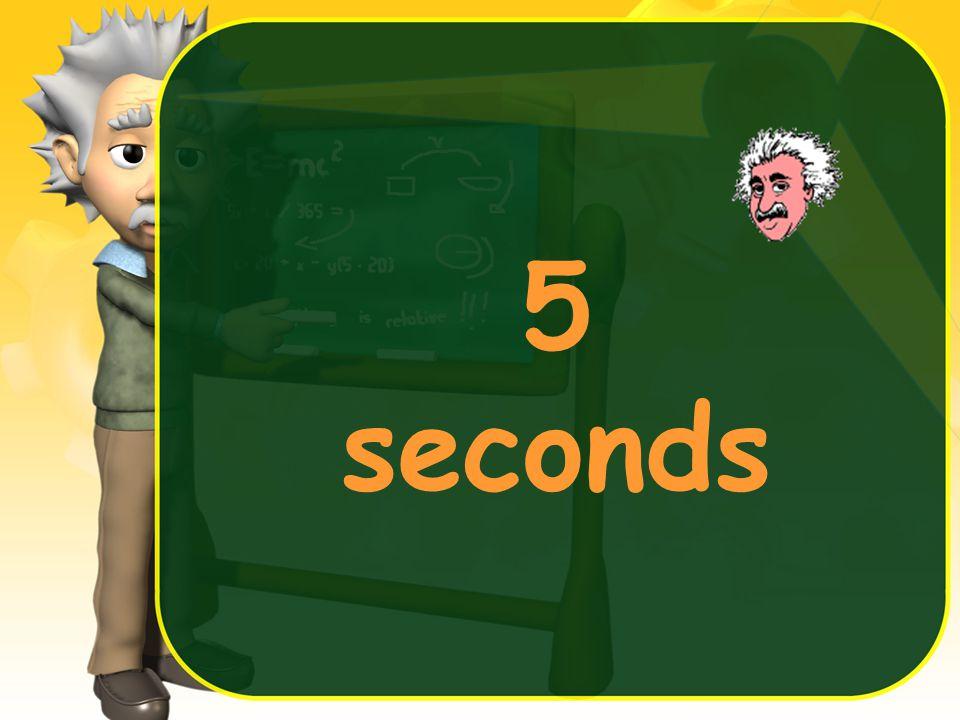 6 seconds