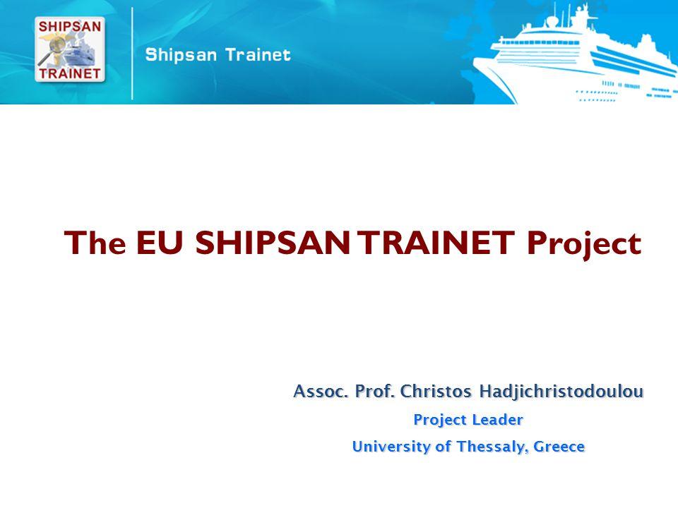 Shipsan Trainet Cruise-based vs.
