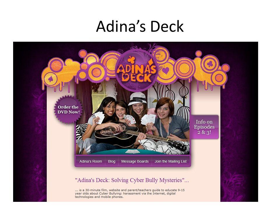 Adina's Deck