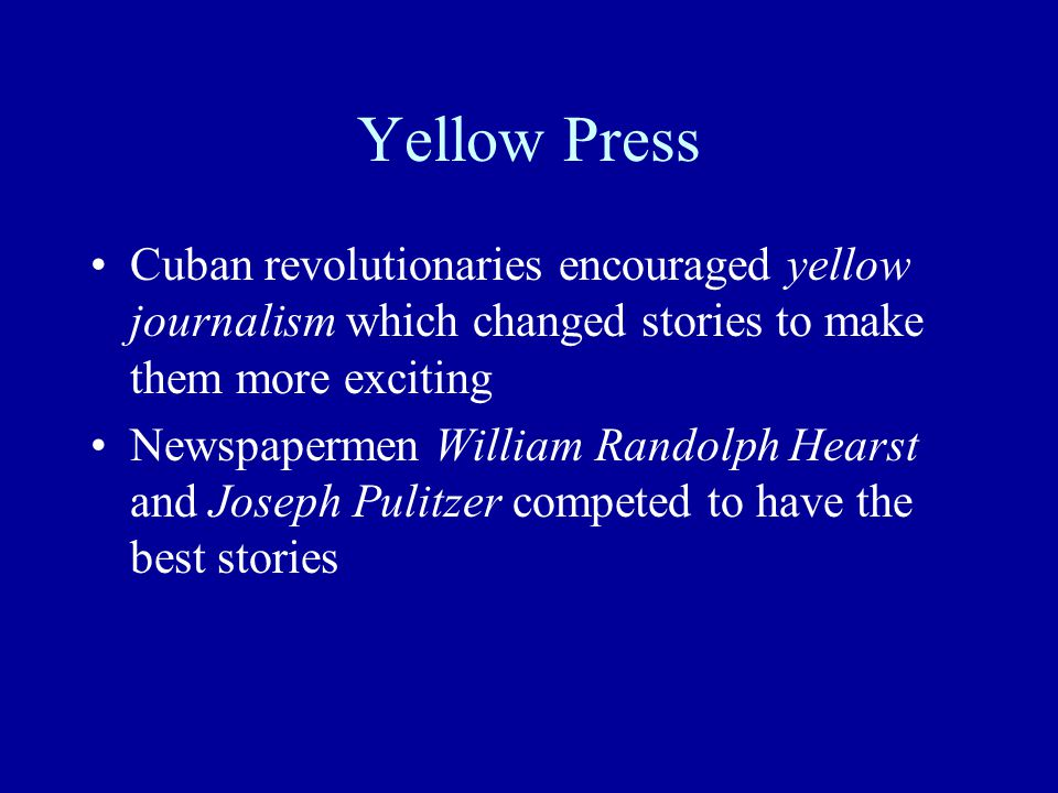 American Investment The US was also interested in Cuba because of American businessmen who had sugar plantations there They wanted President William McKinley to help