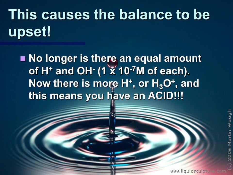Bases, like NaOH, break apart in water! NaOH --------> Na + + OH -