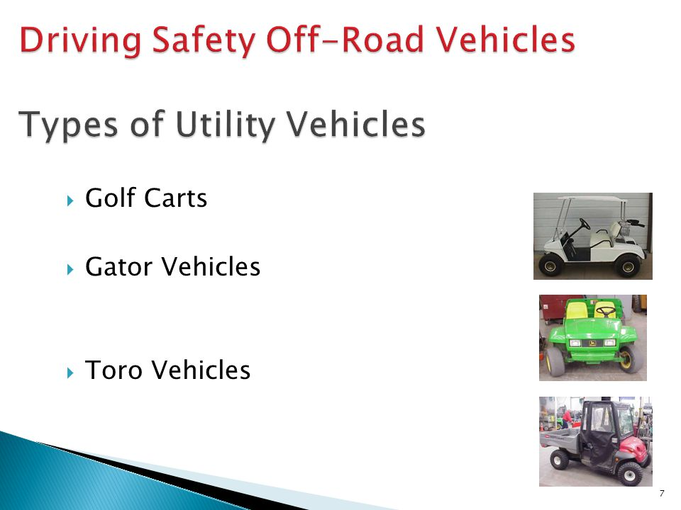  Golf Carts  Gator Vehicles  Toro Vehicles 7