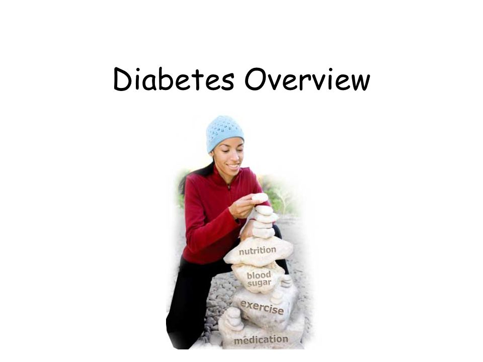 Have You Wondered About… What does diabetes mean.
