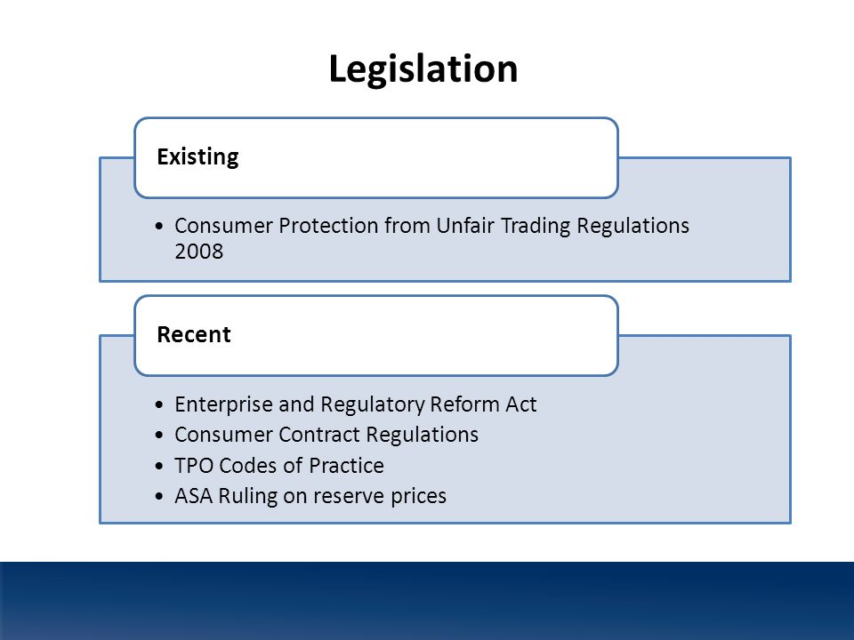 Consumer Protection from Unfair Trading Regulations 2008