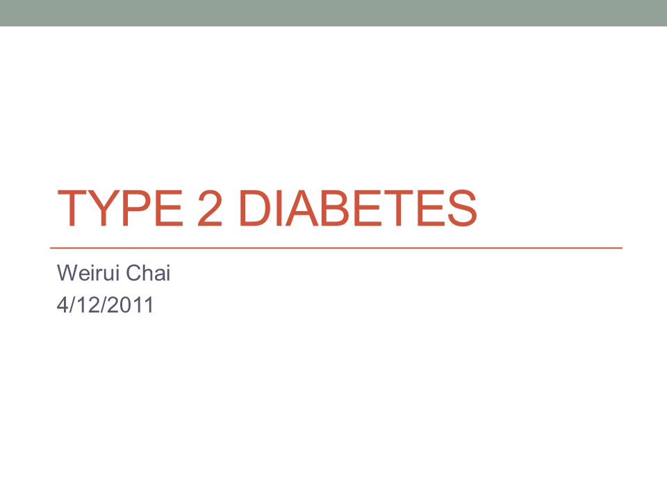Content Diabetes – High Blood Sugar Type 1 and Type 2 Diabetes Treatments for Type 2 Diabetes Conclusion