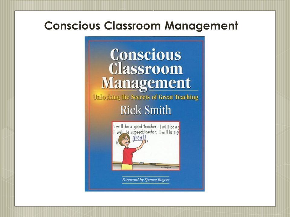 6 Conscious Classroom Management