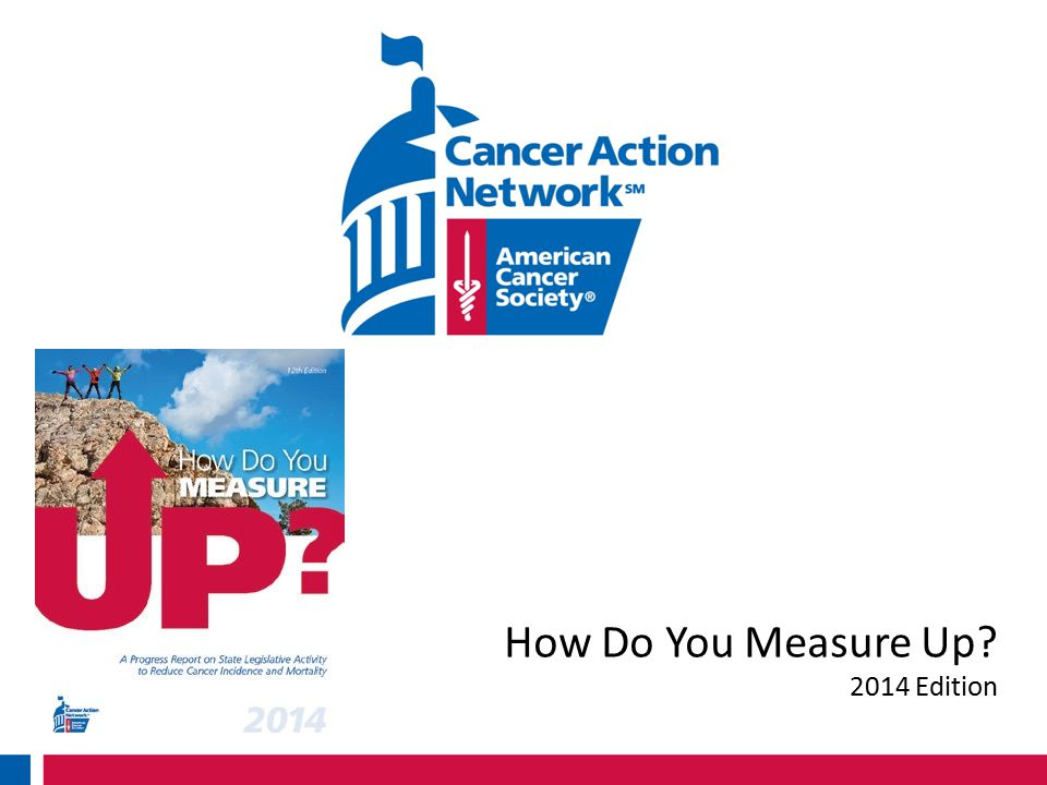 How Do You Measure Up 2014 Edition