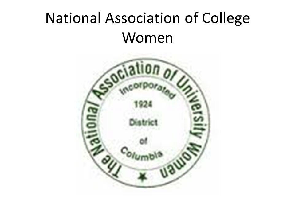 National Association of College Women