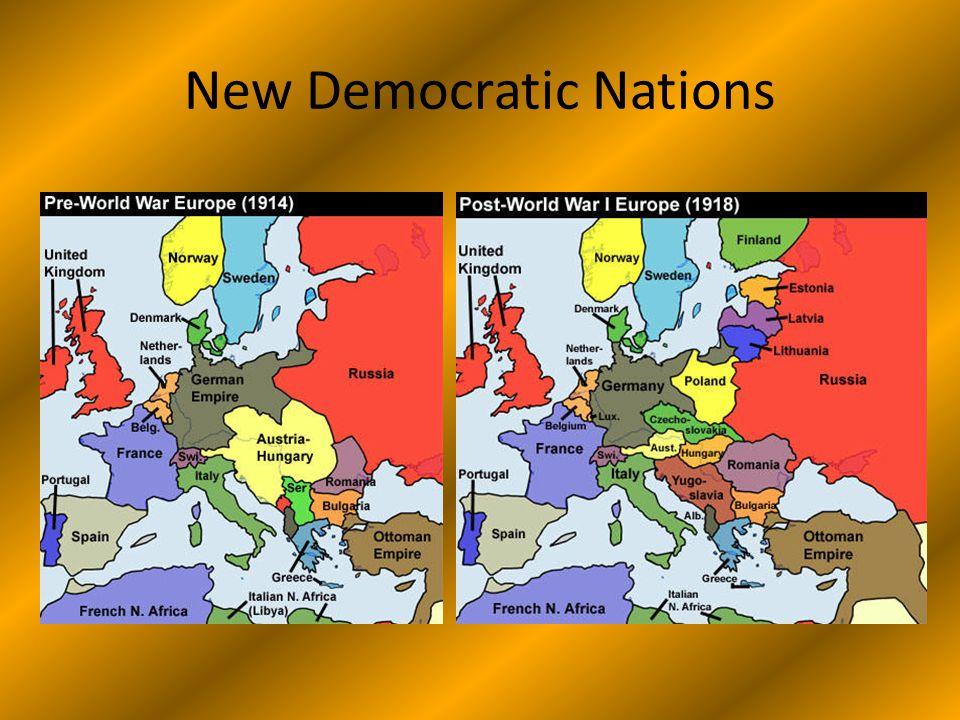 New Democratic Nations