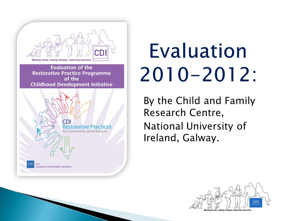 By the Child and Family Research Centre, National University of Ireland, Galway.
