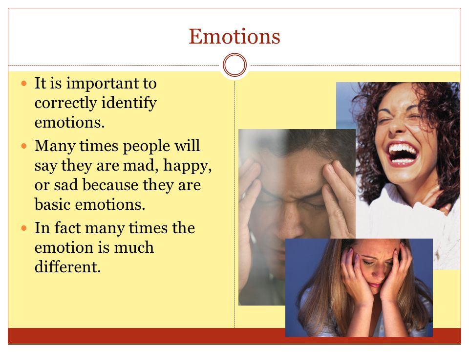 Mood Disorders Depression is a disorder that causes a mood of extreme sadness or hopelessness.