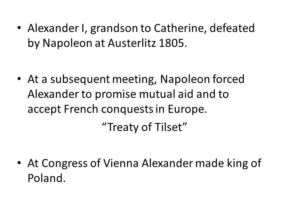 Decembrist Revolt against Nicholas I (1825–1855) by constitutionalist officers.