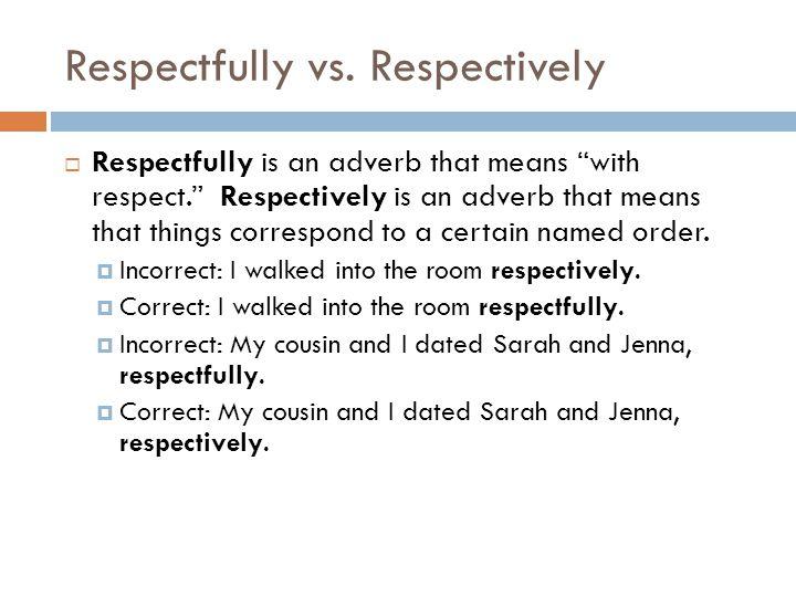 Precede vs.