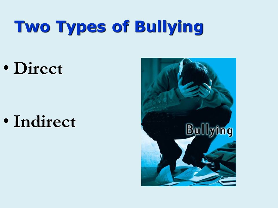 Bullying Definition Behavior that is intentional, hurtful and repeated by one or more persons.