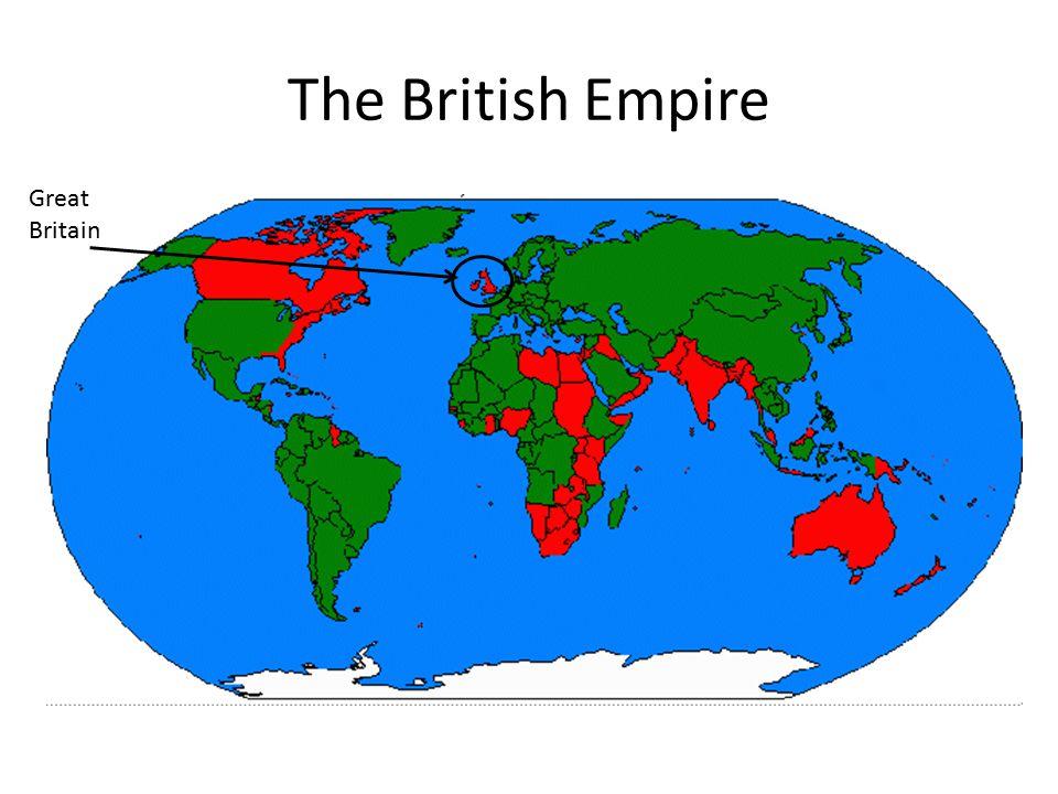 The British Empire Great Britain