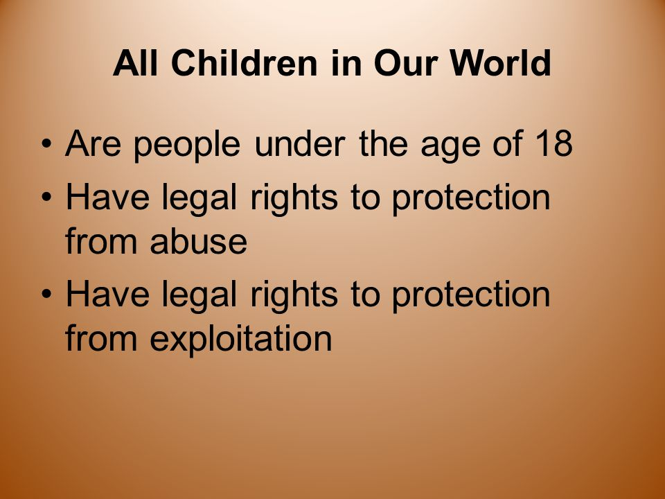 Human Trafficking Why? Highly profitable Vulnerable people available Crimes often go unreported