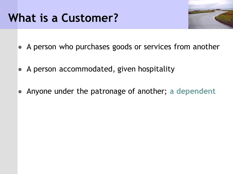 Anticipating Customer Needs How can you anticipate your customers' needs.