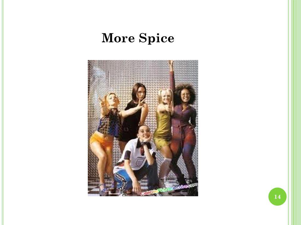 More Spice 14