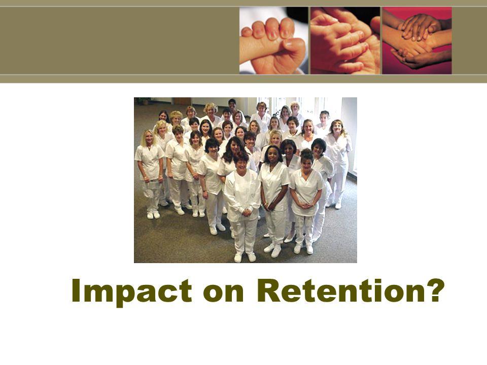 Impact on Retention?