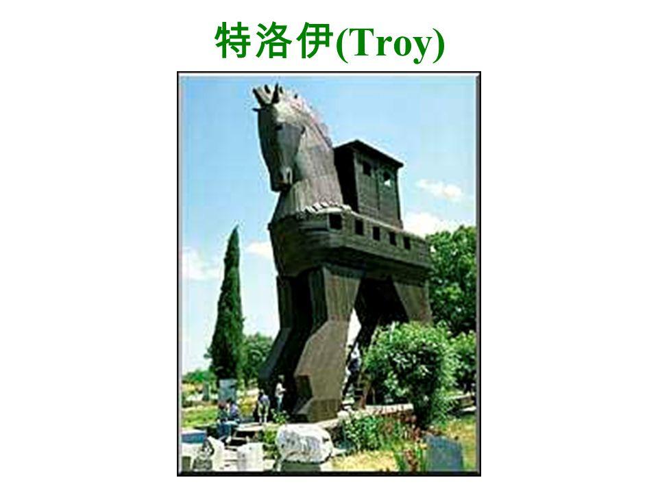 特洛伊 (Troy)