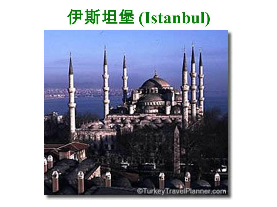 伊斯坦堡 (Istanbul)