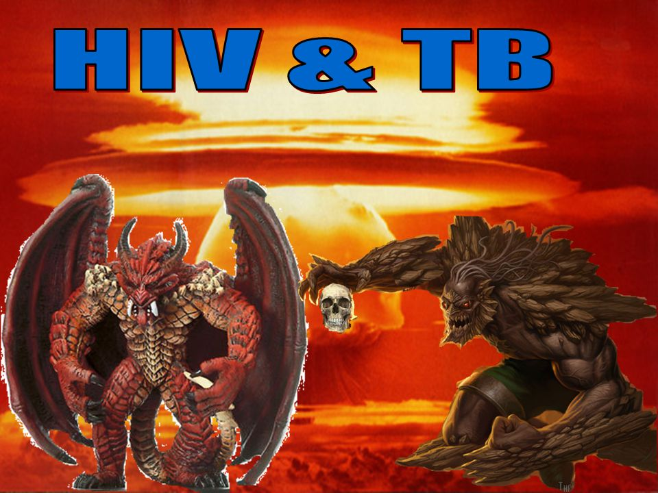 Summary Effect of HIV on TB: 1.Increases the incidence of TB by converting the latent infection into active one 2.Changes the clinical features of the post primary tuberculosis non-cavitary disease lower lobe infiltrates hilar lymphadenopathy pleural effusion More extrapulmonary involvement 3.