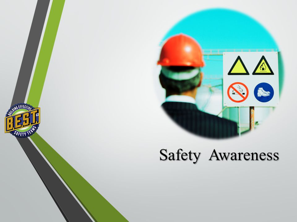 Safety Statistics More than 5,500 workers die from injuries each year Annually, 1.3 million workers miss workdays from injuries Employees with fewer than 6 years on the job sustain 37% of illnesses and injuries Did you know?