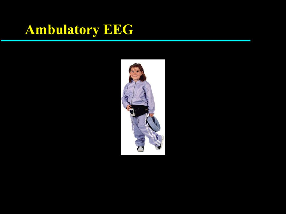 Ambulatory EEG