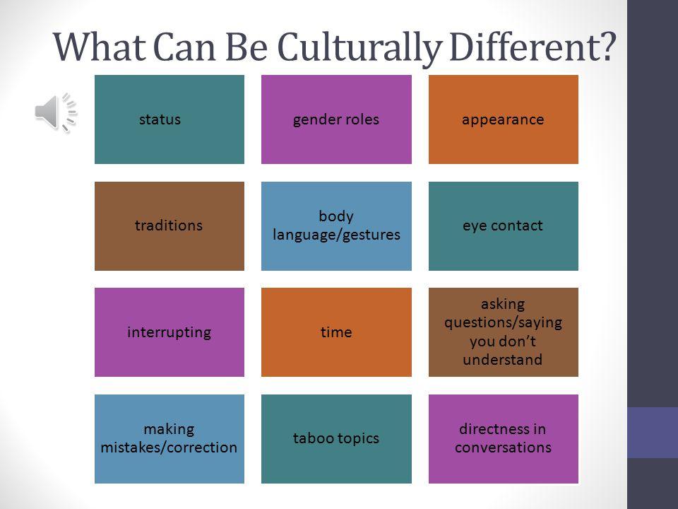 How Culture Affects Us beliefsvaluesperceptionsexpectationsattitudesassumptions