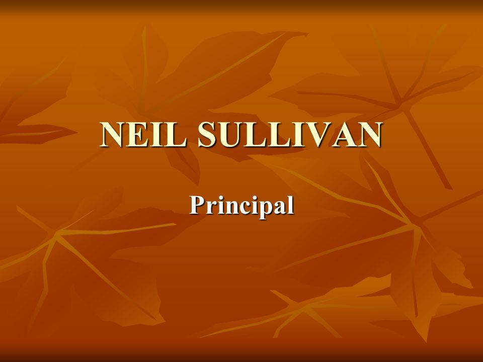 NEIL SULLIVAN Principal
