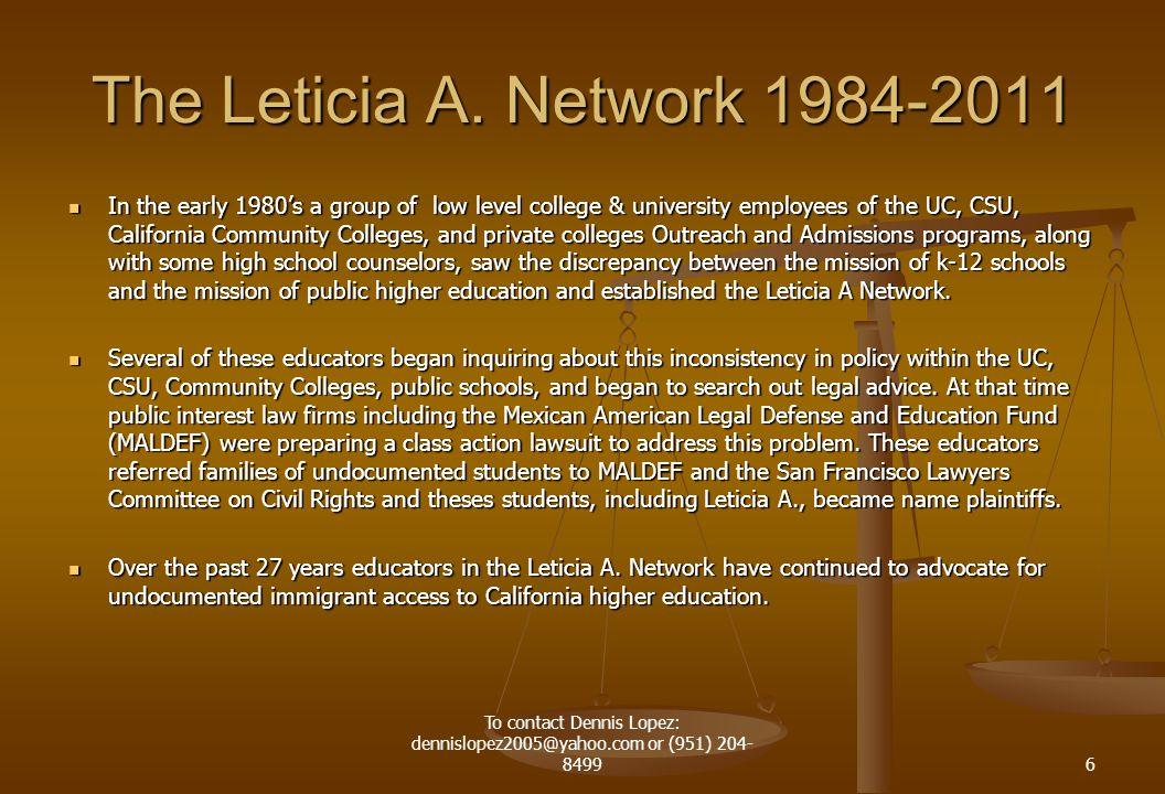 The Leticia A.