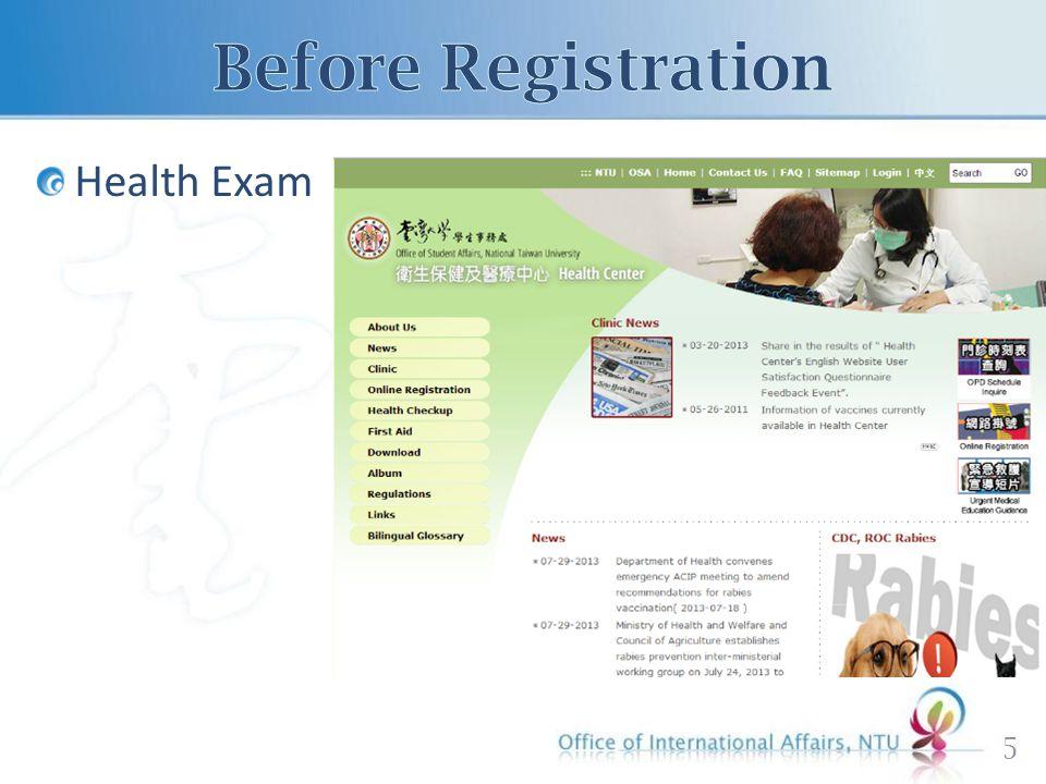 Health Exam 5