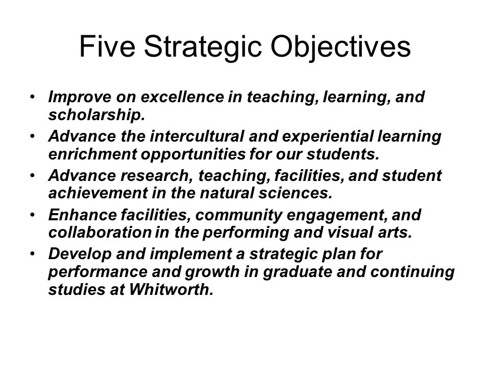 Academic Excellence: '05-'06 Goal: Develop an action plan to reduce our dependence upon adjunct faculty for the undergraduate day program.