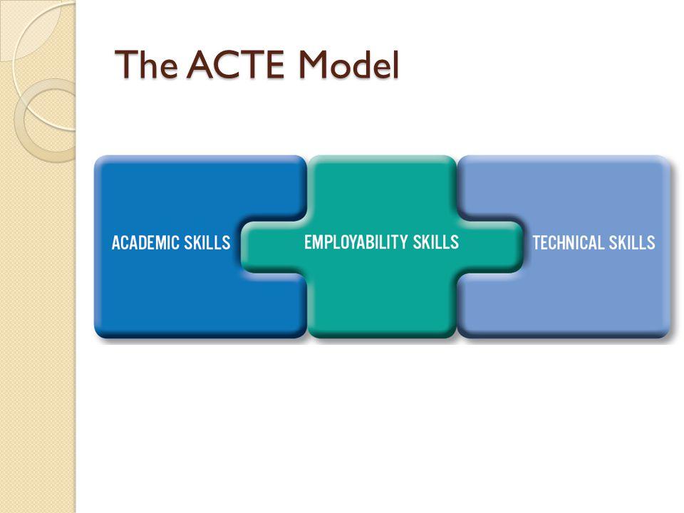 The ACTE Model