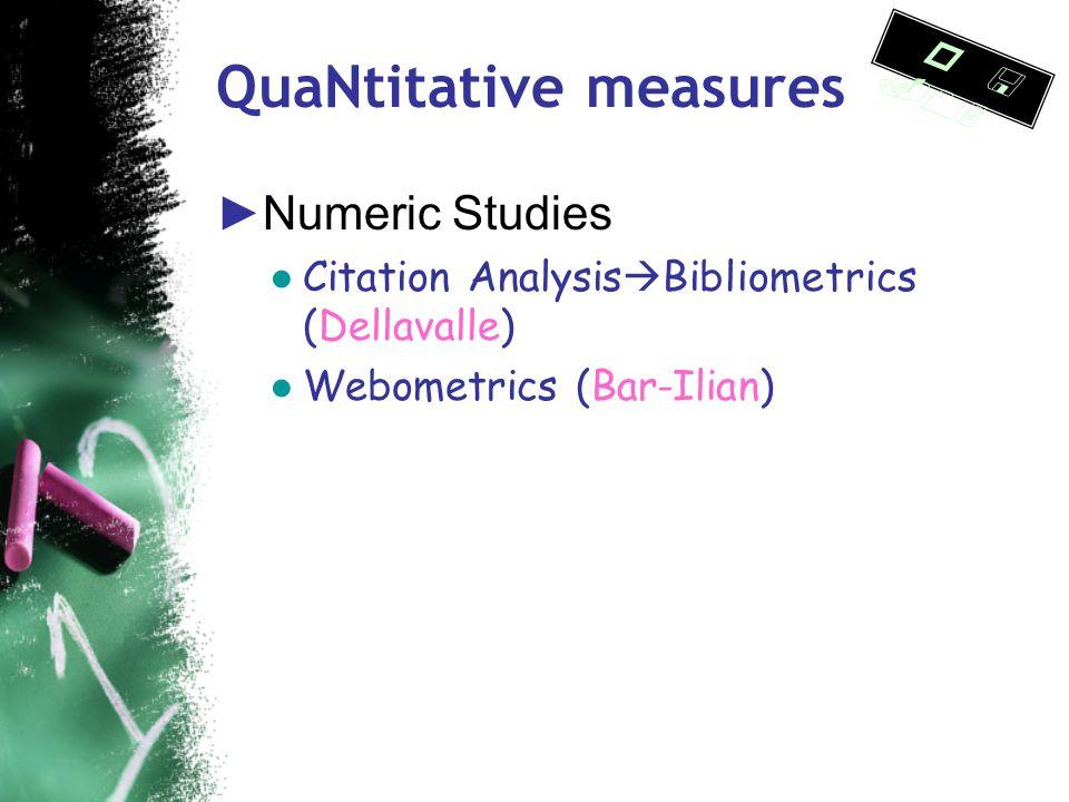QuaNtitative measures ►Pre & Post Tests ( Van Scoyoc ) ►Measures & Scales  Bostick's Library Anxiety Scale (Onwuegbuzie & Jiao; Van Scoyoc)  Procras