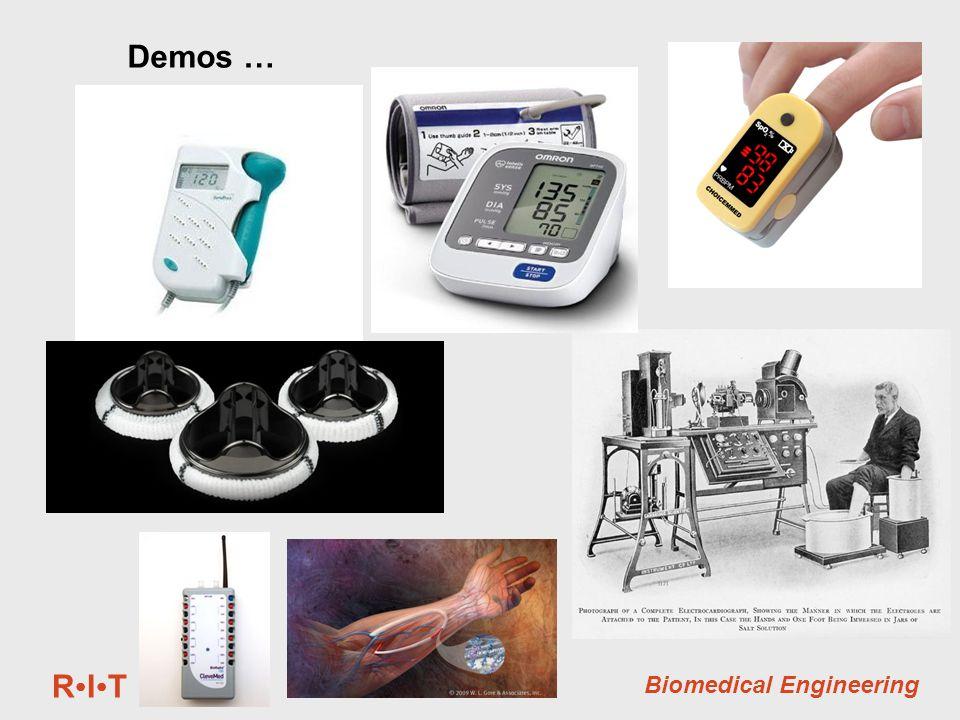 RITRIT Biomedical Engineering Demos …