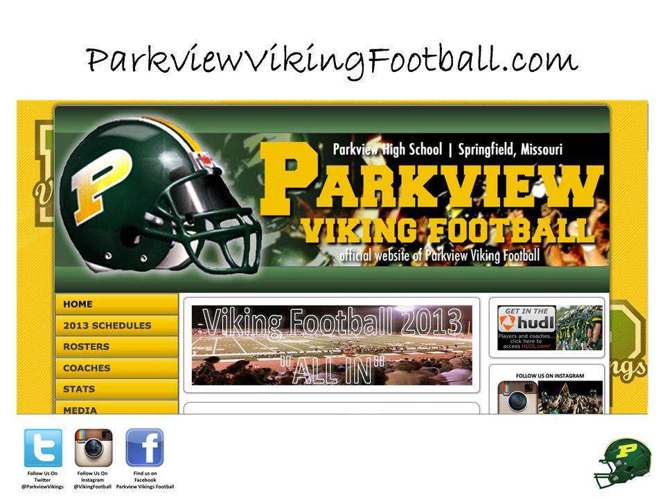 ParkviewVikingFootball.com